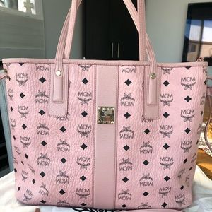 MCM reversible Liz shopper bag